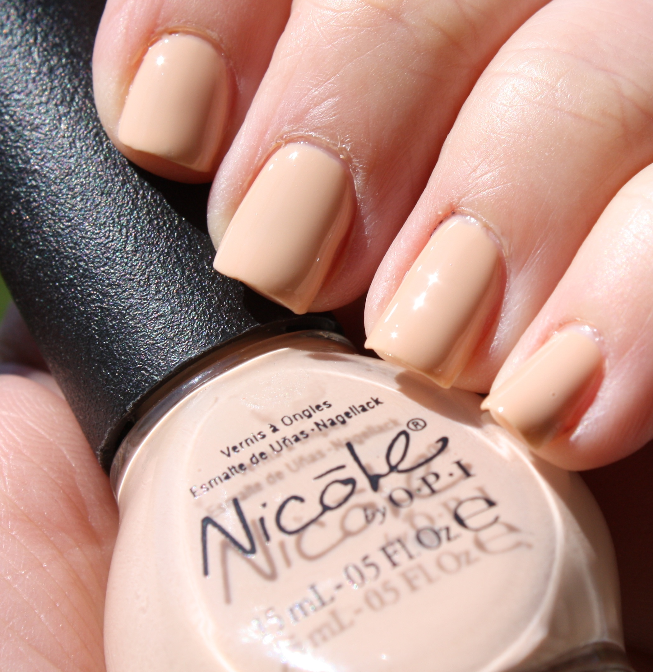 Nicole by OPI – Page 2 – horrendous color