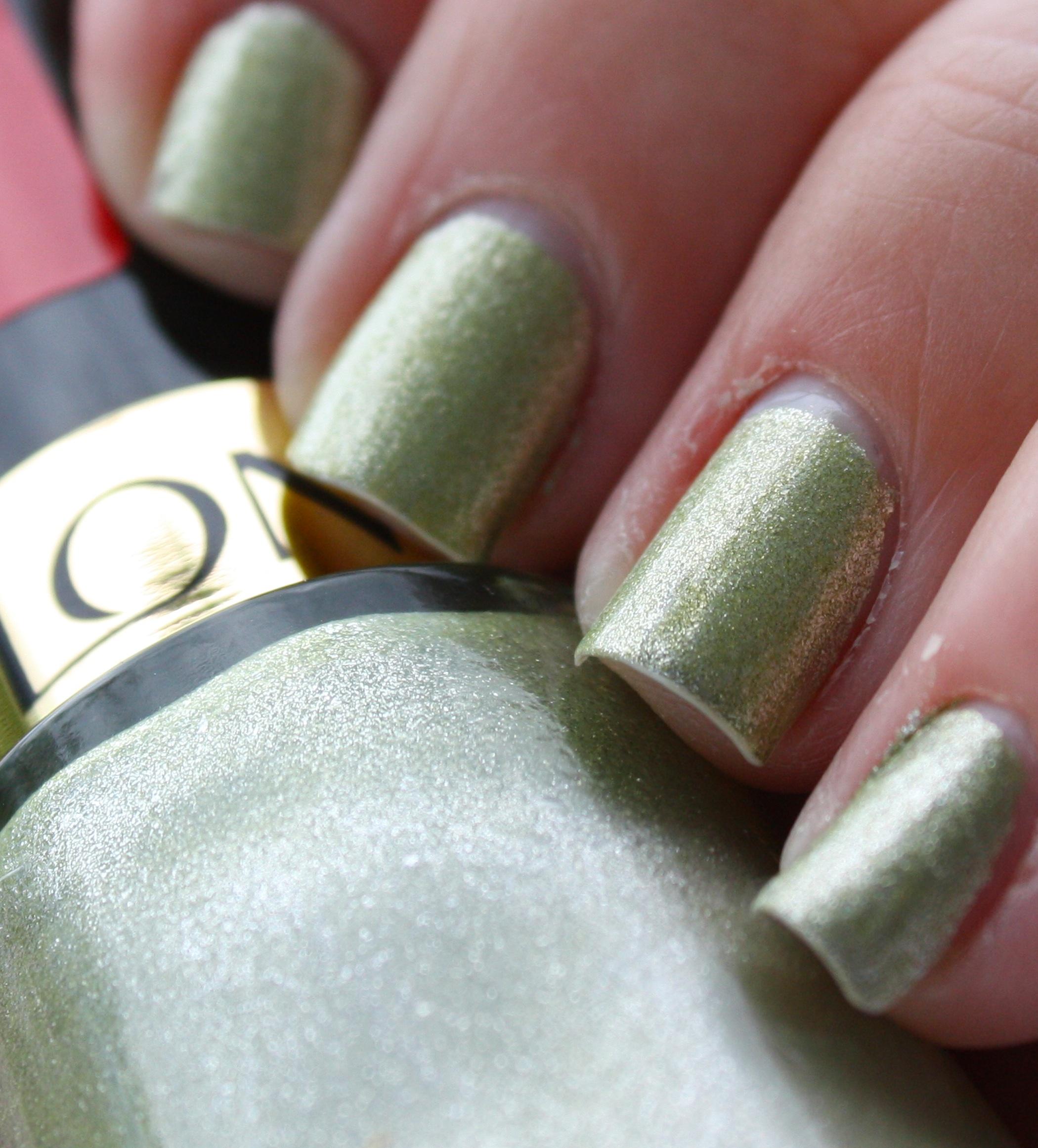 Revlon Nail Polish Horrendous Color