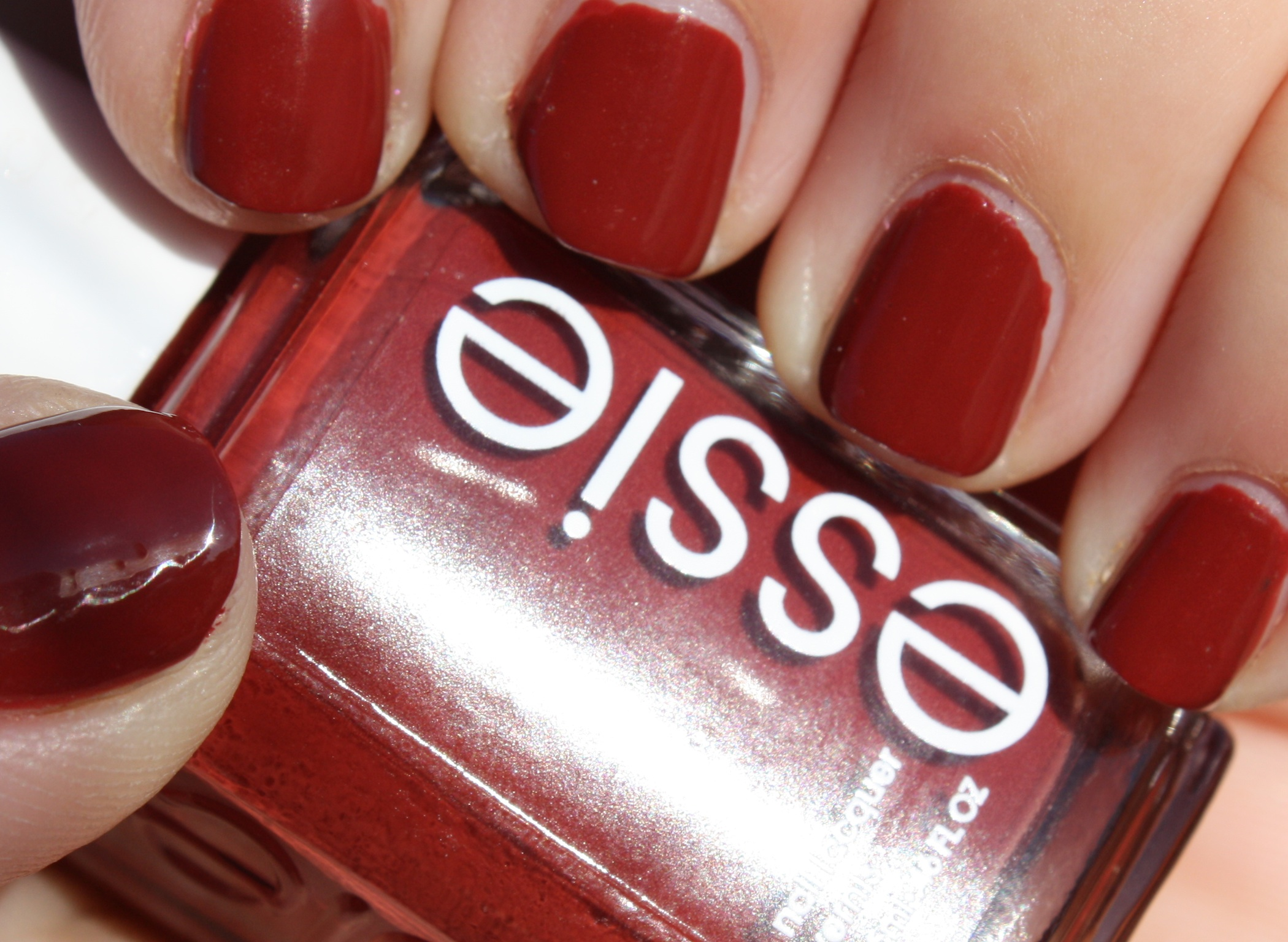 Essie Spinning Again – horrendous color