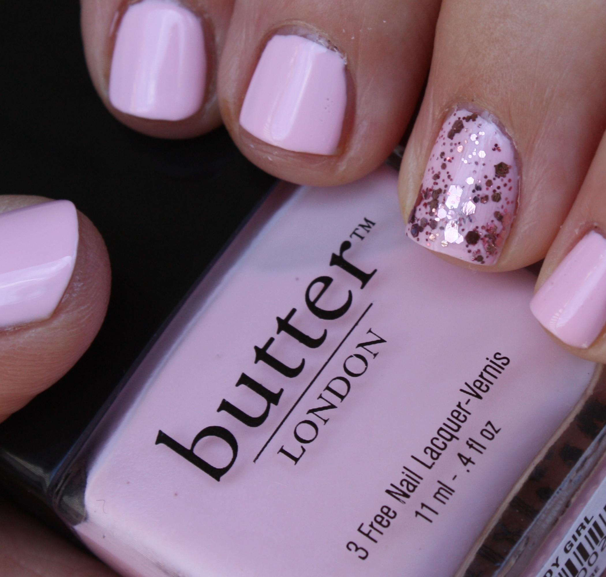 Butter London Teddy Girl and Essie A Cut Above – horrendous color