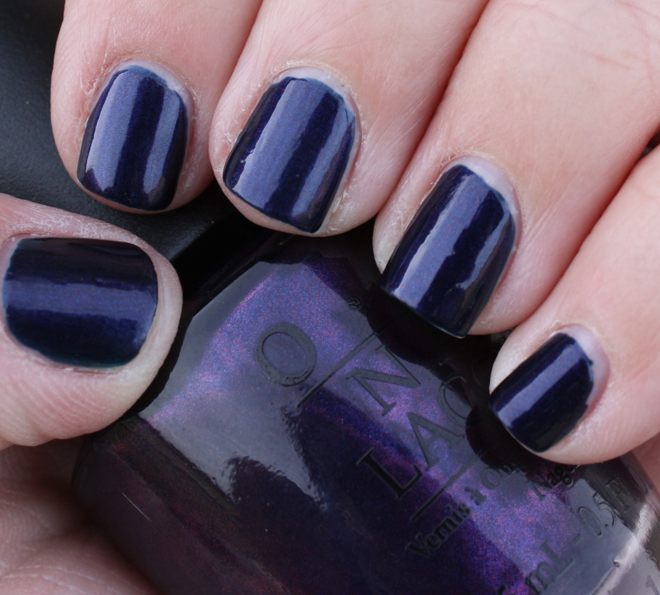 OPI Russian Navy – horrendous color