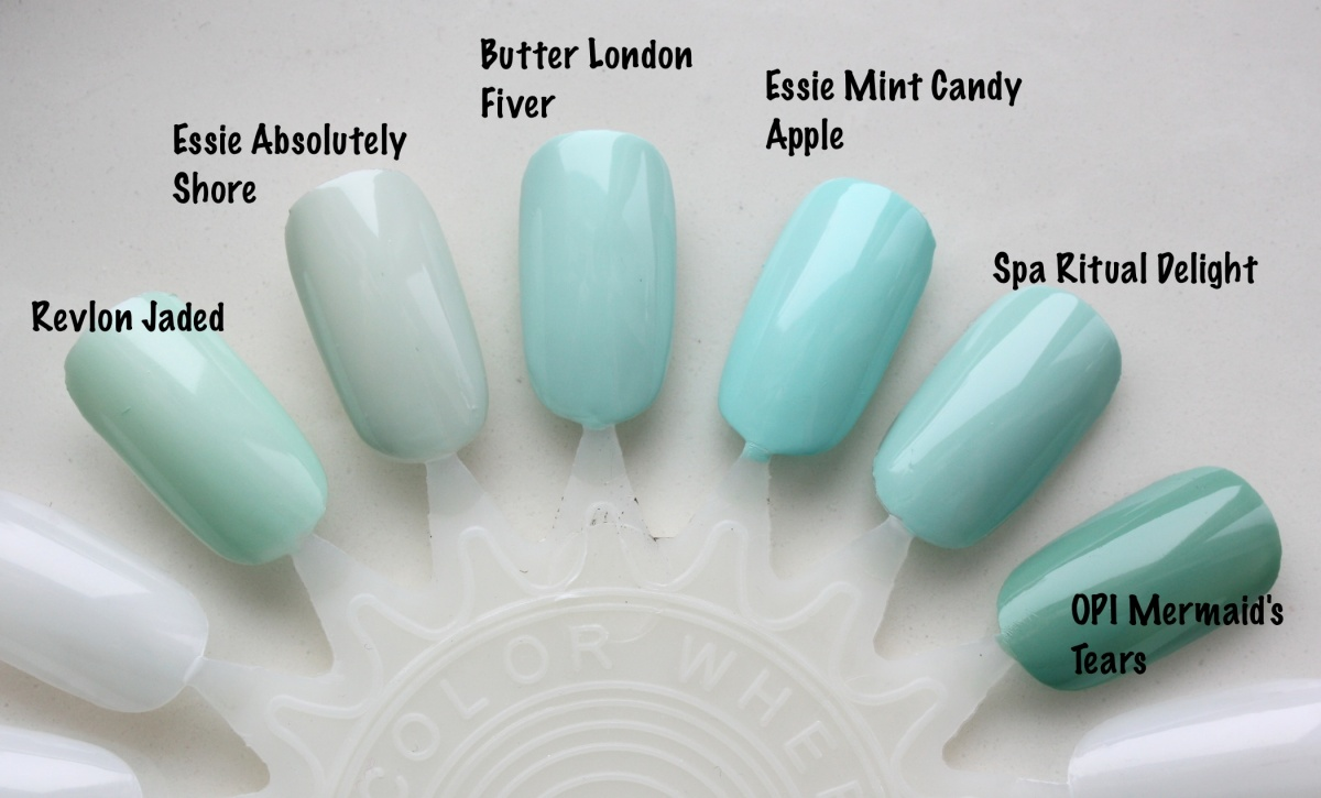 Butter London Fiver Comparisons!