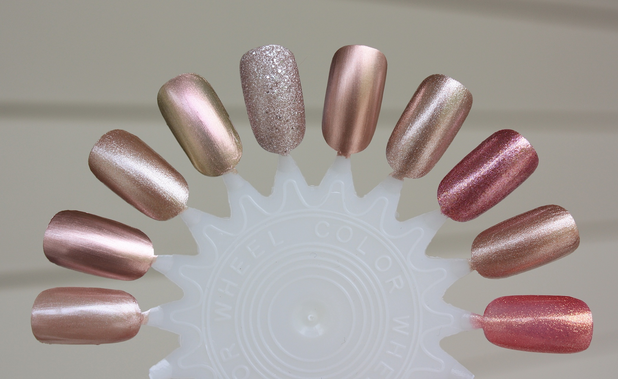 The gallery for --> Rose Gold Pantone Color