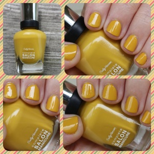 Sally Hansen Butterscotch