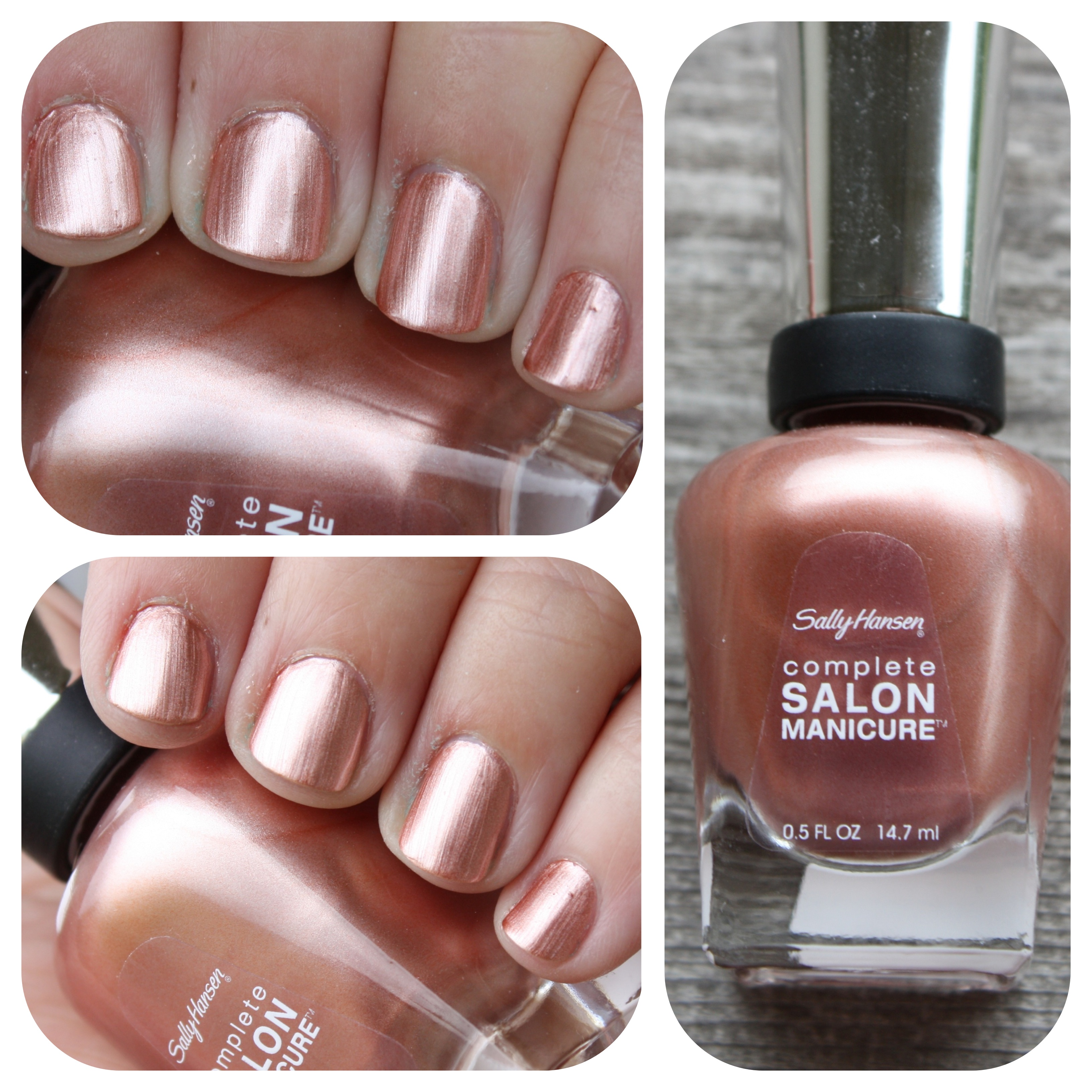 Sally Hansen Rent the Runway Limited Edition Swatches for ...