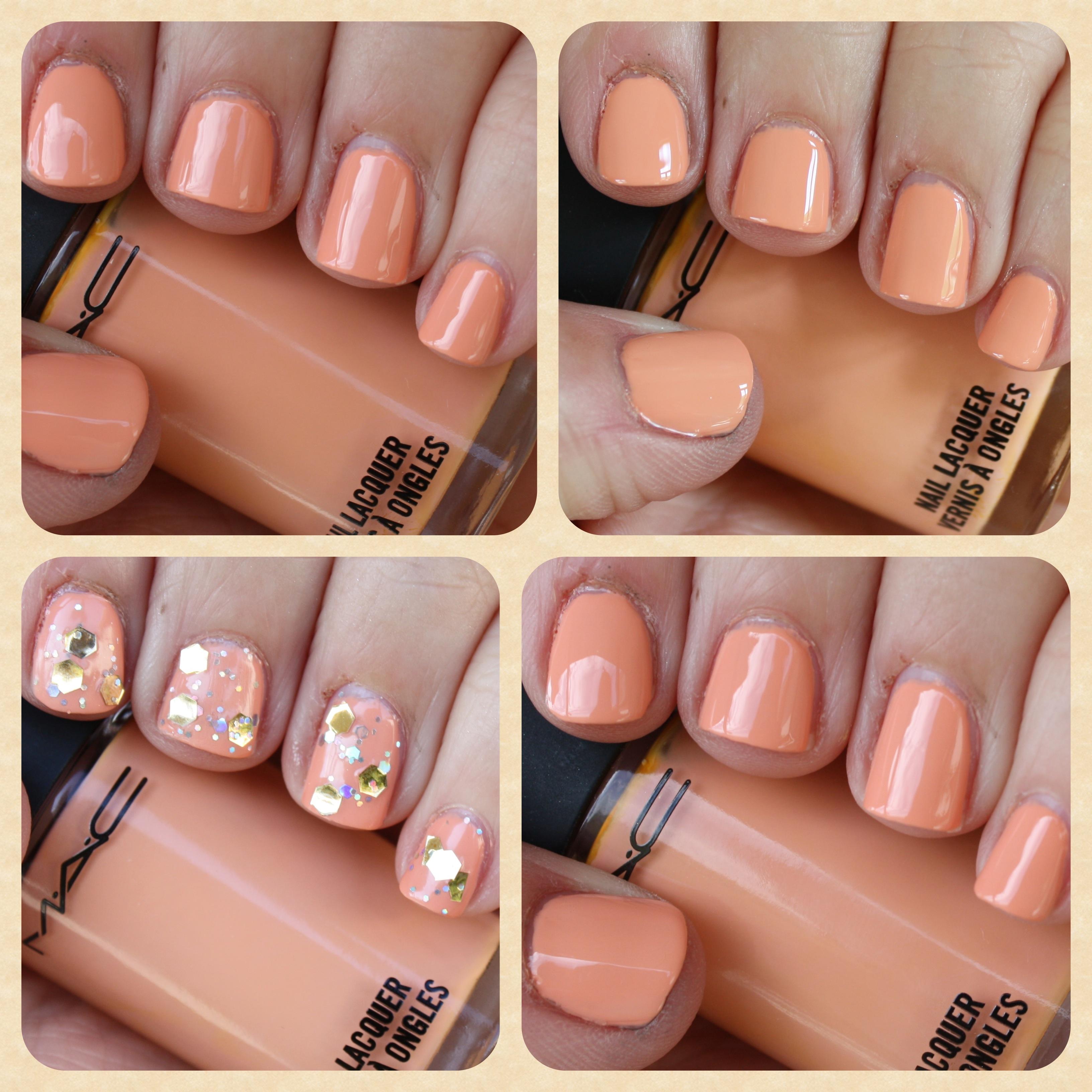 MAC Sweet Pop – horrendous color