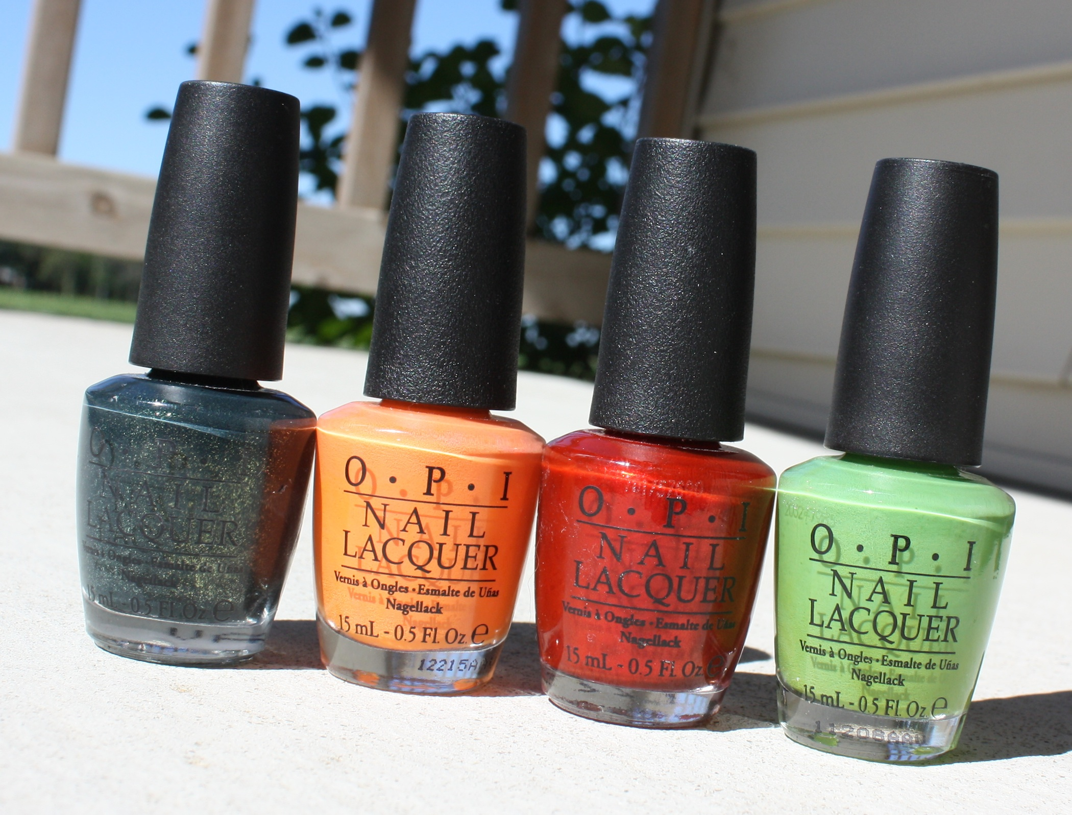 nail polish haul – horrendous color