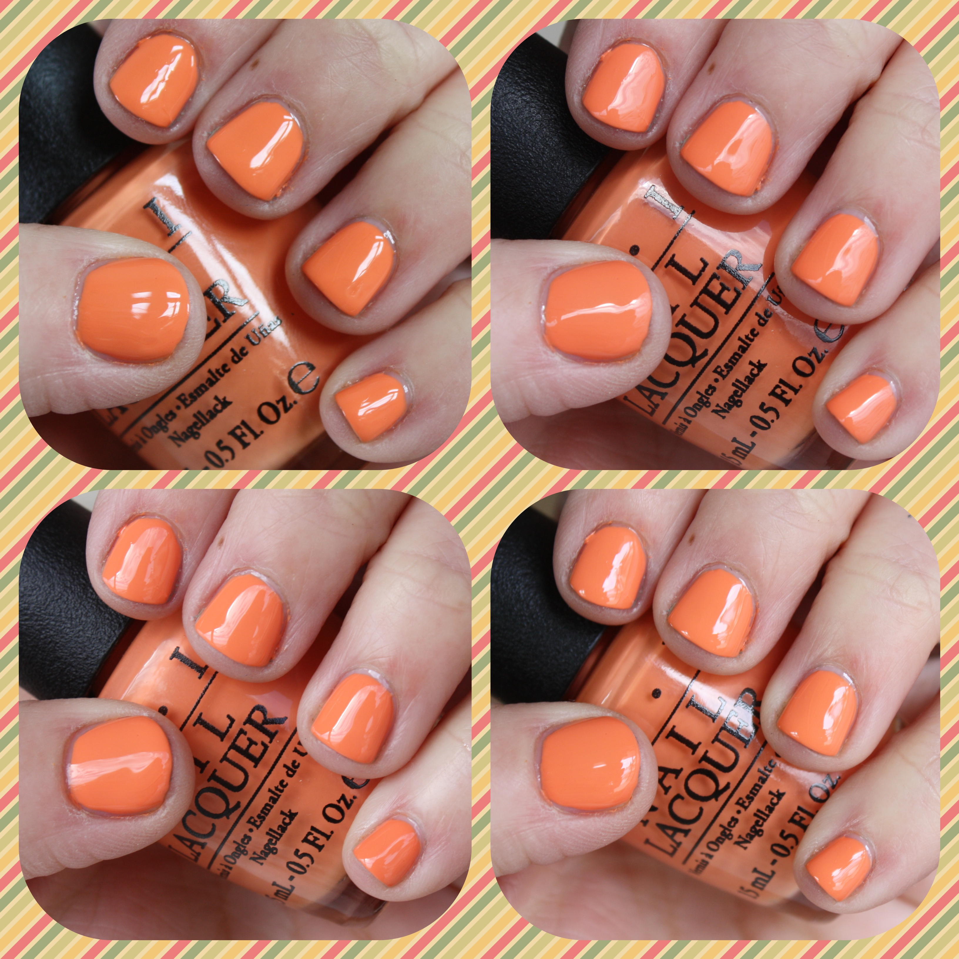 horrendous color – just another nail polish blog
